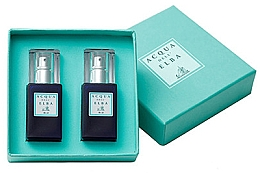 Profumi e cosmetici Acqua Dell Elba Blu - Set (edp/2x15ml)