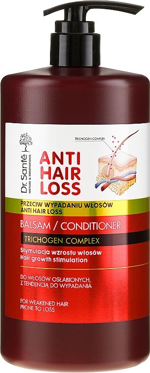 Balsamo capelli - Dr. Sante Anti Hair Loss Balm