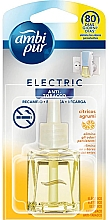 Profumi e cosmetici Refil per aromatizzare - Ambi Pur Electric Air Freshener Refill Anti-Tobacco