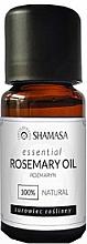 "Profumi e cosmetici Olio essenziale ""Rosmarino"" - Shamasa"