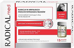 Profumi e cosmetici Trattamento anti caduta dei capelli - Radical Med Anti Hair Loss Ampoule Treatment For Woman