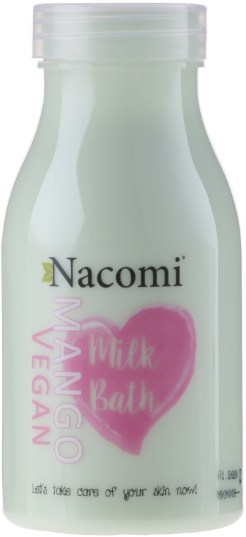 """Latte da bagno """"Mango"""" - Nacomi Milk Bath Mango"""