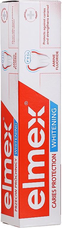Dentifricio - Elmex Caries Protection Whitening Toothpaste