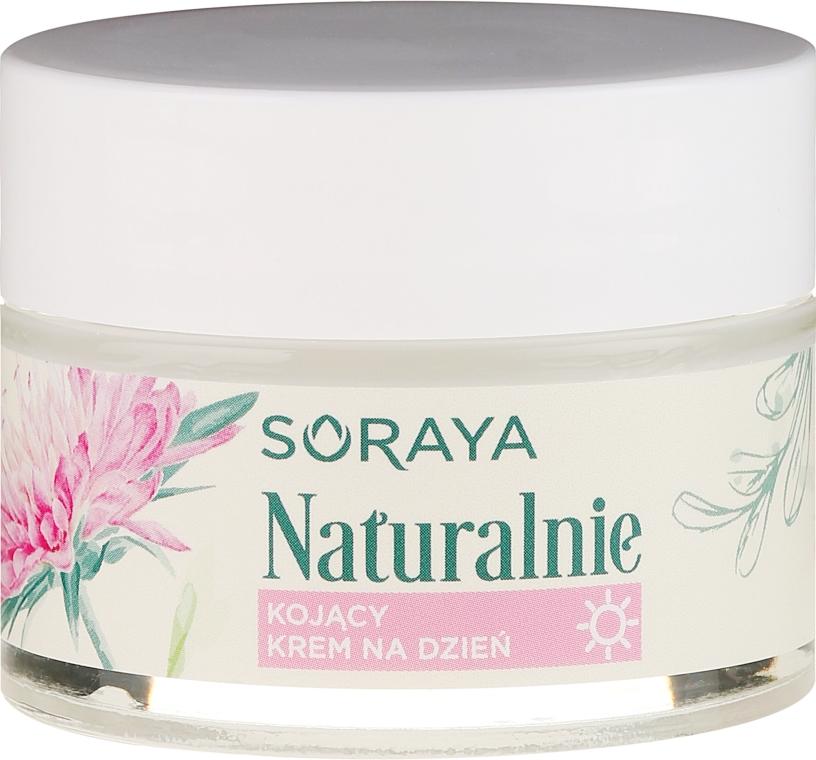 Crema lenitiva viso - Soraya Naturalnie Day Cream — foto N2