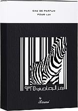 Profumi e cosmetici Rasasi Rumz Al Rasasi 9325 Pour Lui - Eau de Parfum