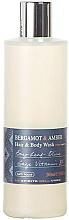 Profumi e cosmetici Bath House Bergamot & Amber - Gel doccia