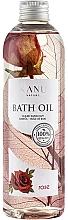 """Profumi e cosmetici Olio da bagno """"Rosa"""" - Kanu Nature Bath Oil Rose"""
