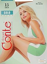 """Profumi e cosmetici Collant """"Solo"""" 15 Den, natural - Conte"""