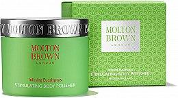 Profumi e cosmetici Molton Brown Infusing Eucalyptus Stimulating Body Polisher - Scrub corpo