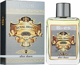 Profumi e cosmetici Bi-Es Royal Brand Light - Lozione dopobarba