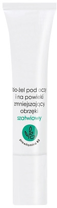 Biogel contorno occhi e palpebre anti-edemi - Ziaja Bio-Gel Eye And Eyelid Edema Reducing Sage