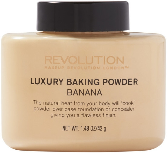 Cipria alla banana - Makeup Revolution Luxury Baking Powder Banana