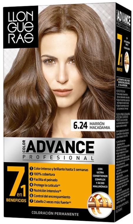 Tinta per capelli - Llongueras Color Advance Hair Colour