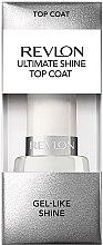 Profumi e cosmetici Top coat per manicure - Revlon Ultimate Shine Top Coat