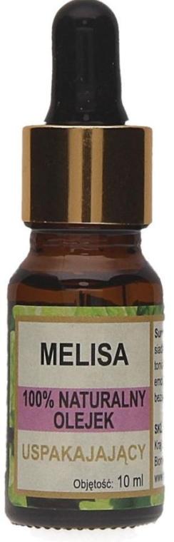Olio naturale di melissa - Biomika Melisa Oil