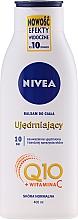 Profumi e cosmetici Lozione idratante Q10 plus per l'elasticità della pelle - Nivea Q10 PLUS Body Lotion