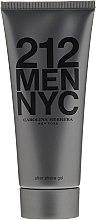 Carolina Herrera 212 Men NYC - Set (edt/100ml + ash/gel/100ml + edt/mini/10ml)  — foto N4