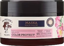 Profumi e cosmetici Maschera per capelli colorati - Mrs. Potter's Triple Flower Color Protect
