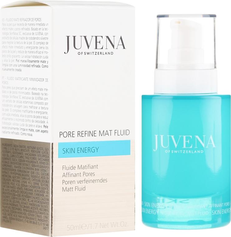 Fluido viso opacizzante - Juvena Skin Energy Pore Refine Mat Fluid