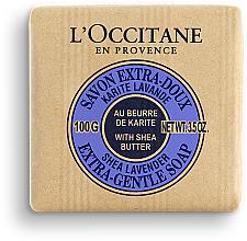 """Profumi e cosmetici Sapone """"Burro di karitè e lavanda"""" - Karite Lavande Shea Lavender Butter Extra Gentle Soap"""