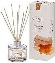 """Profumi e cosmetici Diffusore di aromi """"Bouquet floreale, rilassante ambra"""" - Bolsius Fragrance Diffuser Lounge Luxury"""