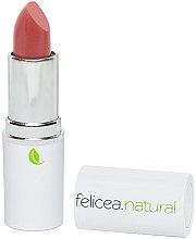 Profumi e cosmetici Rossetto opaco - Felicea Natural Lipstick