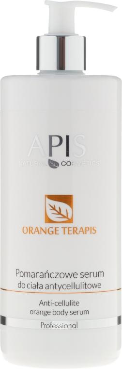 Siero per il corpo - APIS Professional Orange TerApis Anti-Cellulite Orange Body Serum