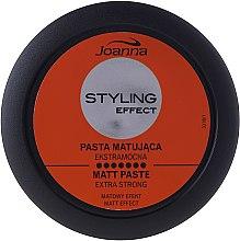 Pasta per lo styling - Joanna Styling Effect Extra Strong Matt Paste — foto N1