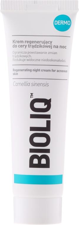 Crema rigenerante pelle problematica - Bioliq Dermo Night Cream — foto N2