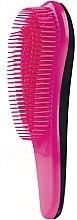 Profumi e cosmetici Spazzola per capelli massaggiante, 499000, rosa-nero - Inter-Vion
