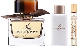 Profumi e cosmetici Burberry My Burberry - Set (edp/90ml + b/lot/75ml + edp/7,5ml)