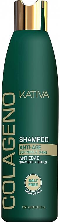 Shampoo al collagene - Kativa Colageno Shampoo — foto N2