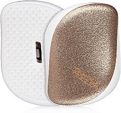Profumi e cosmetici Spazzola districante per capelli - Tangle Teezer Compact Styler Glitter Gold