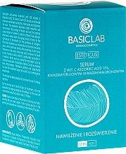 Profumi e cosmetici Siero viso con vitamina C - BasicLab Dermocosmetics Esteticus