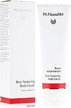 Profumi e cosmetici Crema corpo nutriente - Dr. Hauschka Rose Nurturing Body Cream