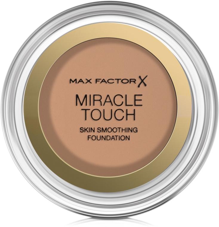 Fondotinta crema-cipria - Max Factor Miracle Touch