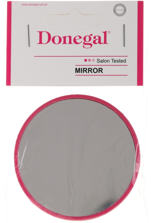 Specchio rotondo compatto, 7 cm - Donegal — foto N1