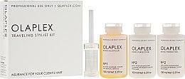 Profumi e cosmetici Kit da viaggio per proteggere i capelli durante la tintura - Olaplex Traveling Stylist Kit