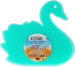 Profumi e cosmetici Spugna da bagno 30604, verde - Top Choice Bath Sponge Kids