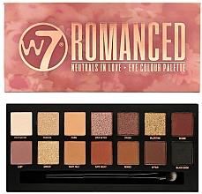 Profumi e cosmetici Palette di ombretti - W7 Romanced Eyeshadow Palette