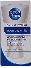 Profumi e cosmetici Pearl drops dei denti per l'uso quotidiano - Pearl Drops Everyday White