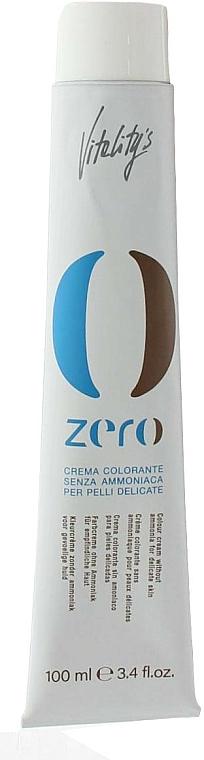 Tinta-crema senza ammoniaca - Vitality's Zero Color Cream