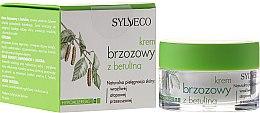 Profumi e cosmetici Crema viso alla betulina, da giorno e notte - Sylveco Hypoallergic Birch Day And Night Cream