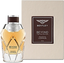 Profumi e cosmetici Bentley Majestic Cashmere - Eau de Parfum
