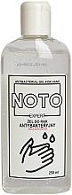 Profumi e cosmetici Gel mani antibatterico - Noto Expert Antibacterial Gel For Hand