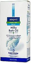 Profumi e cosmetici Olio da bagno detergente - Frezyderm Atoprel Milky Bath Oil