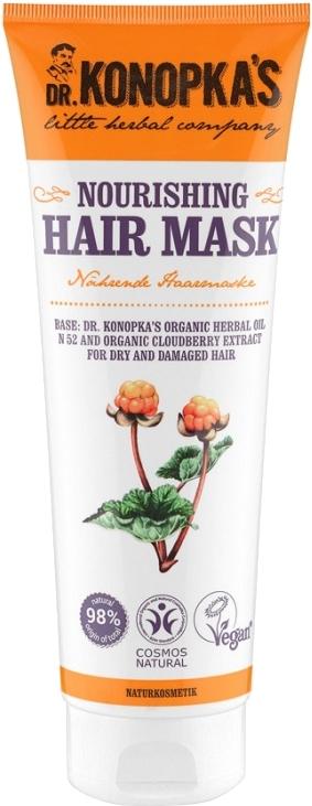Maschera nutriente per capelli - Dr. Konopka's Nourishing Hair Mask