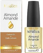 Profumi e cosmetici Olio per unghie e cuticole - Kinetics Almond Cuticle Oil