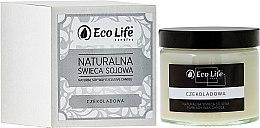 """Profumi e cosmetici Candela profumata """"Cioccolato"""" - Eco Life Candles"""