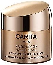 "Profumi e cosmetici Crema viso ""3 Ors"" - Carita Progressif Anti-Age Global Perfect Face Cream"